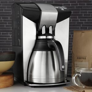Optimal Brewu2122 12 Cup Programmable Coffee Maker