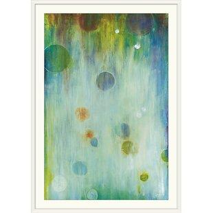 U0027Blown Glassu0027 By Liz Jardine Painting Print