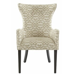 Brandes Arm Dining Chair (Set of 2)