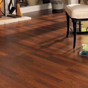 Home Series 8 X 47 7mm Cherry Laminate Flooring In Brazilian