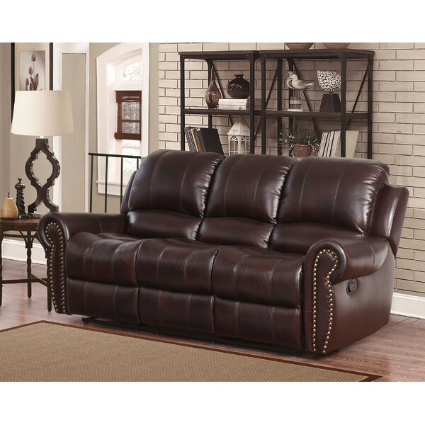 Genial Barnsdale Leather Reclining Sofa