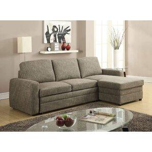 Derwyn Sleeper Sectional by ACME Furniture