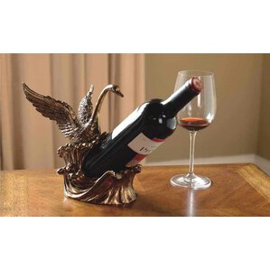 Swan 1 Tabletop Wine Bottle Rack by Westm..