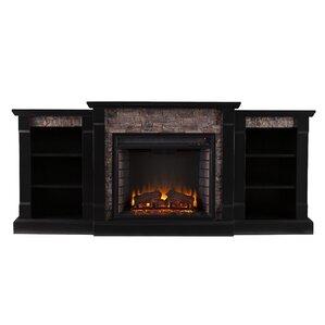 Corwin Electric Fireplace by Breakwater Bay