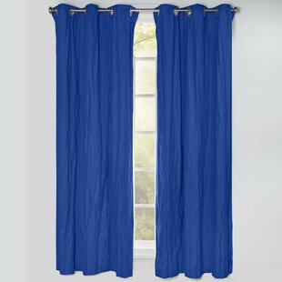 Slate Blue Curtains | Wayfair