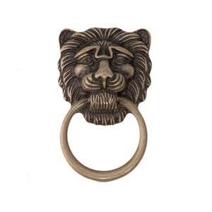 French Antique Ring Pull
