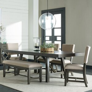 North York Counter Height Dining Table by Red Barrel Studio