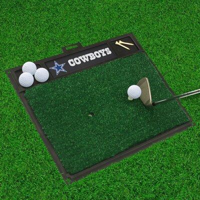 NFL   Golf Hitting Mat