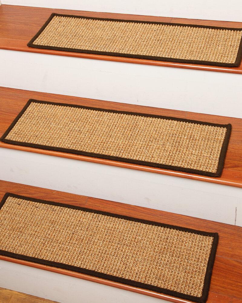 Amazing Natural Area Rugs Skyline Carpet Stair Tread U0026 Reviews | Wayfair