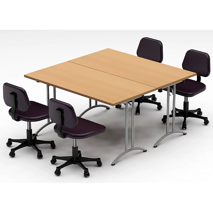 race com track amazon dp mahogany table dining products boss conference kitchen office