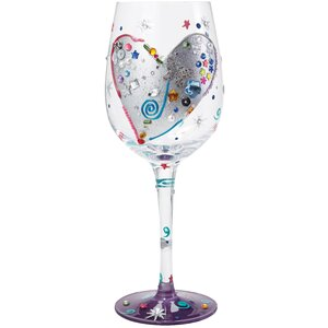 Silver Lining All Purpose Wine Glass