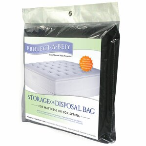 Storage Disposal Waterproof Mattress Protector by Protect-A-Bed