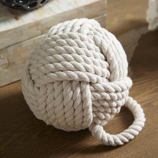 Rope Knot Door Wedge & Door Stops Youu0027ll Love | Wayfair