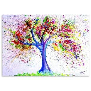 tree of life painting wayfair