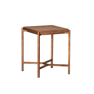 Gagner Reclaimed Pine End Table