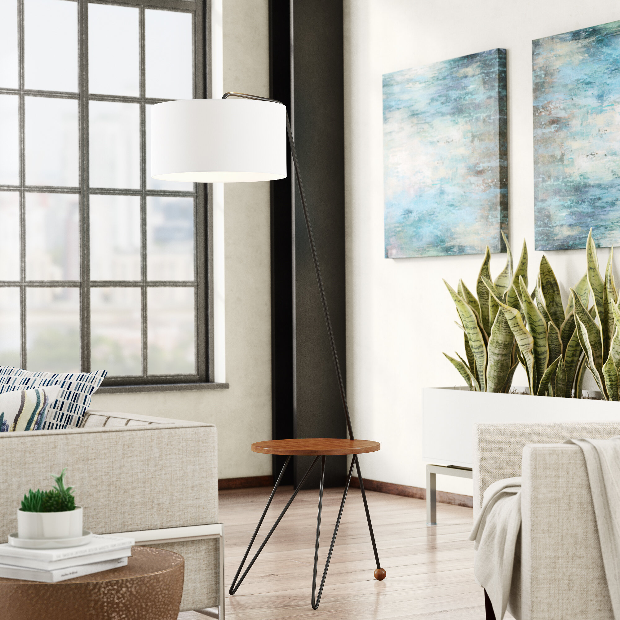 Superb Koppel 70 Arched Floor Lamp Home Interior And Landscaping Pimpapssignezvosmurscom