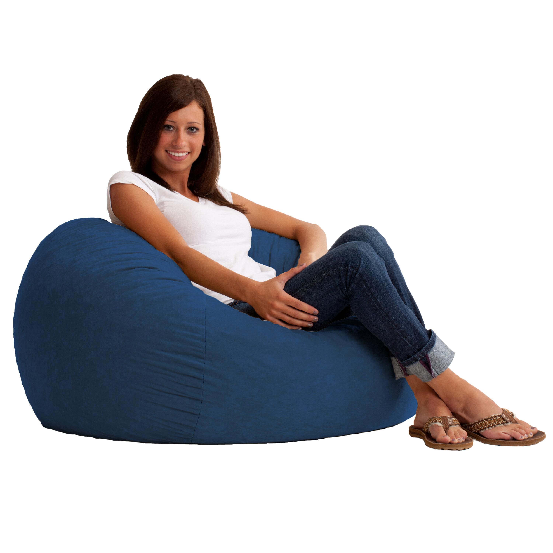 Comfort Research Fuf Bean Bag Chair U0026 Reviews | Wayfair