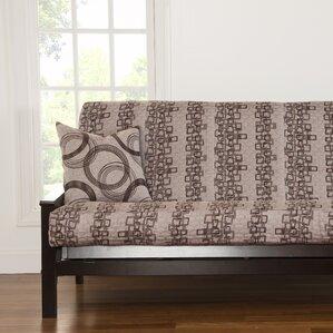 Arney Box Cushion Futon Slipcover by Latitude Run