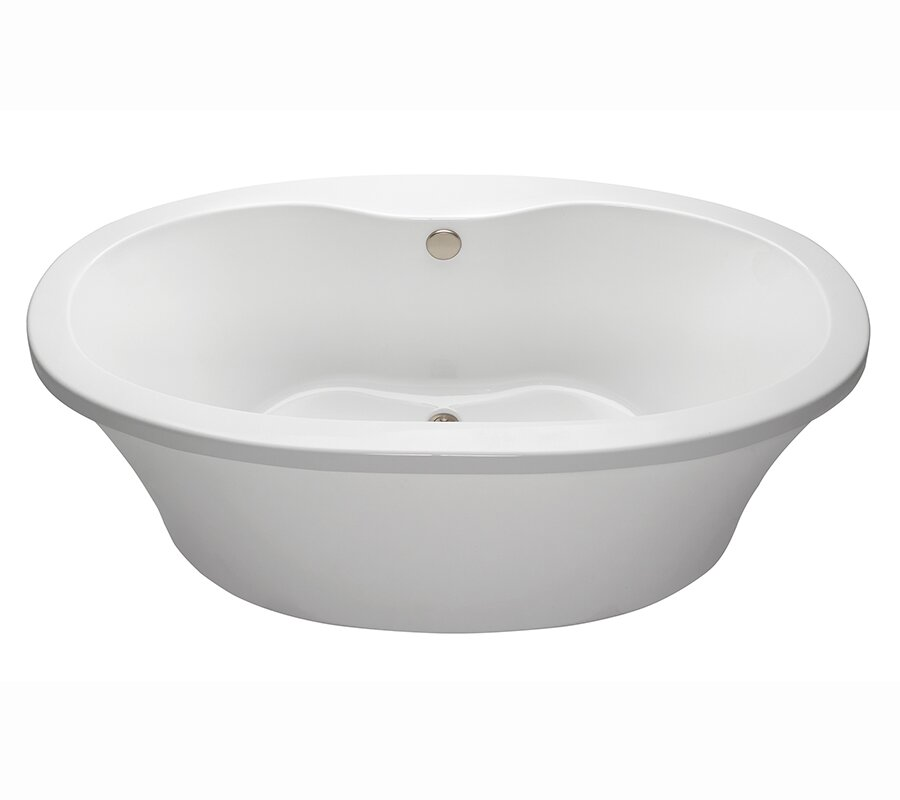 Reliance Whirlpools Center Drain Freestanding  X  Soaking - Drain for freestanding tub