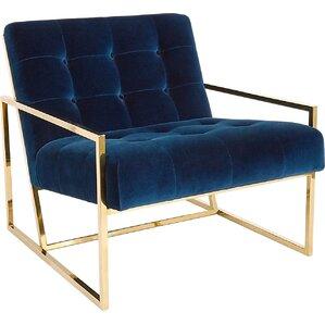 Goldfinger Armchair by Jonathan Adler