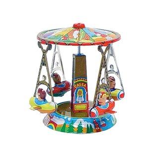 3b2b165e95 Tin Carousel Ornament