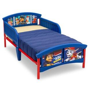 Nick Jr. PAW Patrol Plastic Toddler Bed  sc 1 st  Wayfair & Paw Patrol Toddler Tent Bed | Wayfair