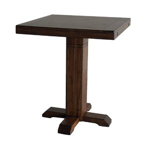 Hardin Adjustable Height Pub Table by Loon Peak