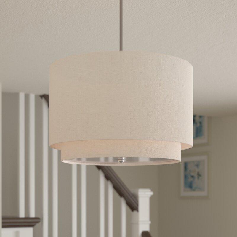 Cataldo 3 Light Drum Pendant