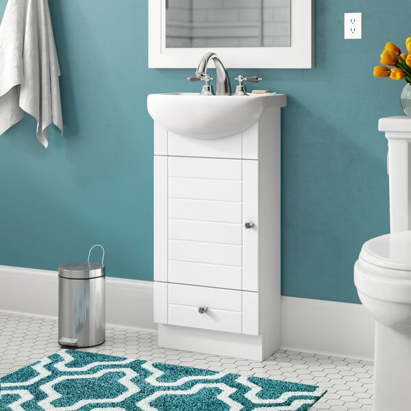 Superb Narrow Depth Bathroom Vanity Wayfair Best Image Libraries Sapebelowcountryjoecom