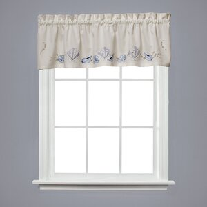 Seabreeze Curtain Valance