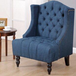 Tall Wingback Chair | Wayfair