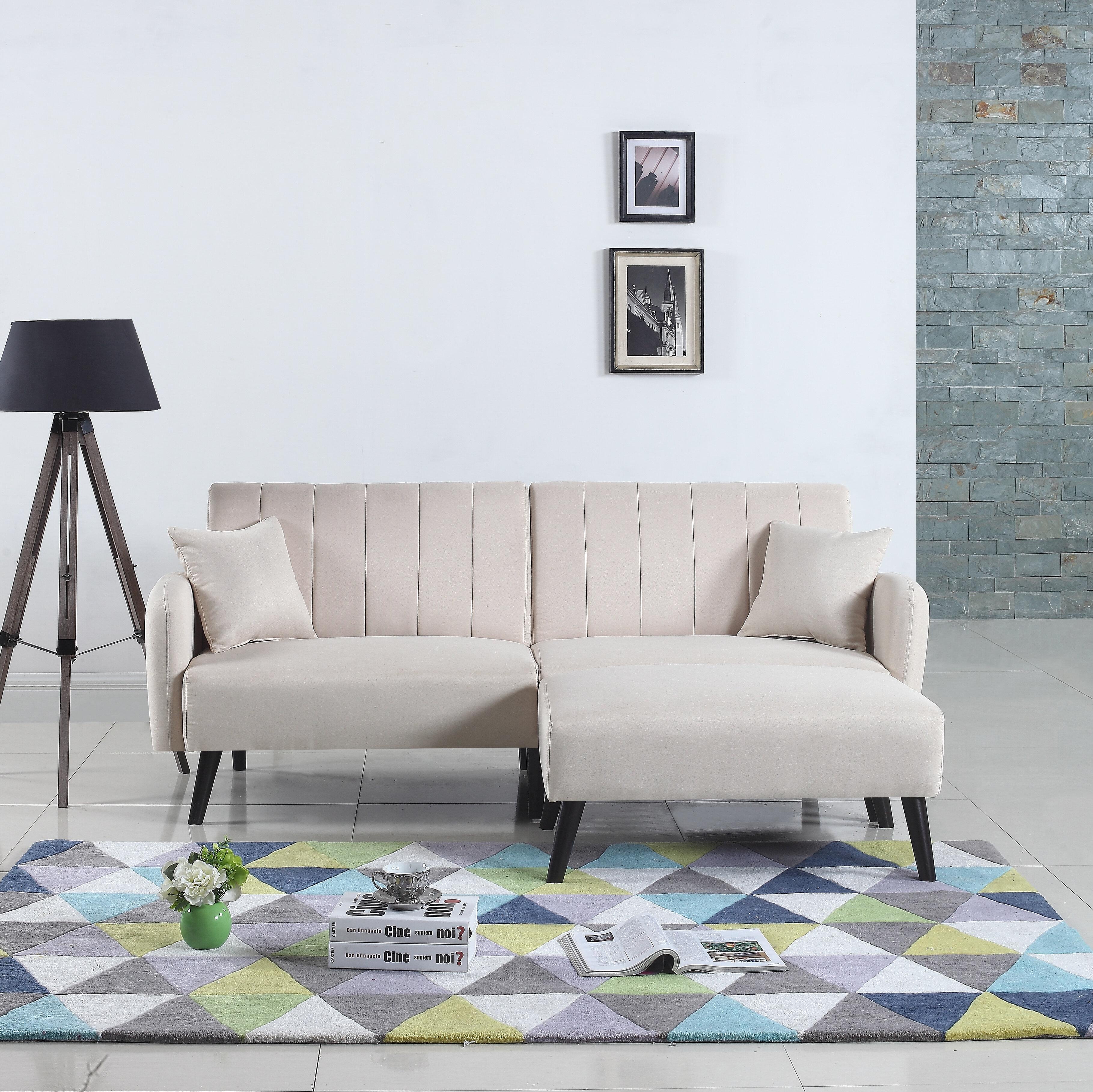 Ryegate Mid Century Convertible Sofa