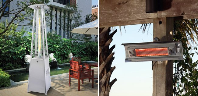 Patio Heater Buying Guide Wayfair