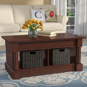 Three Posts Orviston Coffee Table