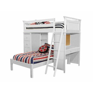 L Shaped Bunk Beds You Ll Love Wayfair