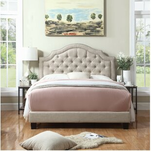 Swanley Upholstered Panel Bed
