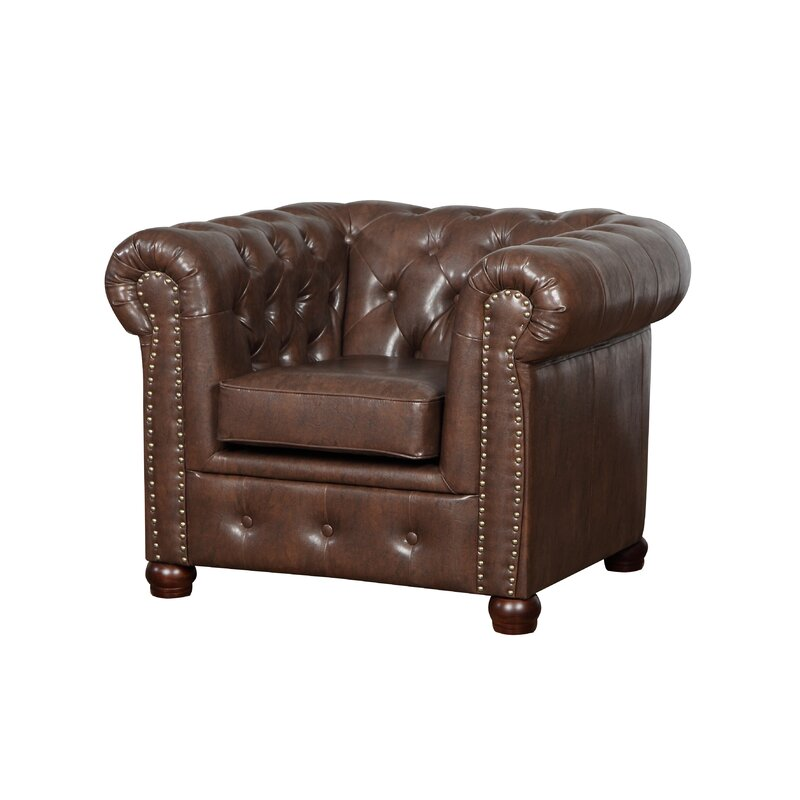 Rosalind Wheeler Chesterfield Sessel Batch Wayfairde
