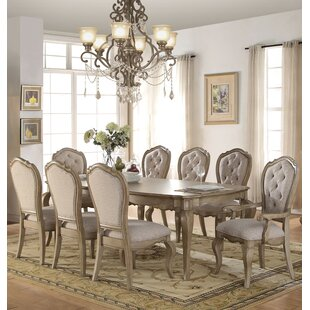 Maxen 9 Piece Extendable Dining Set