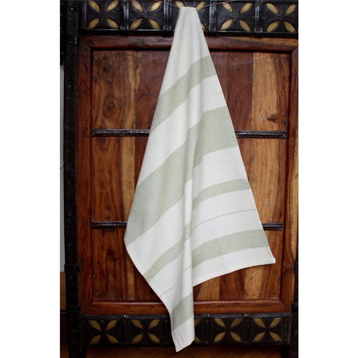 Sustainable Threads Lyon Kitchen Towel & Reviews | Wayfair