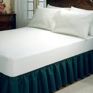 Zippered Vinyl Waterproof Mattress Protector by Fresh Ideas