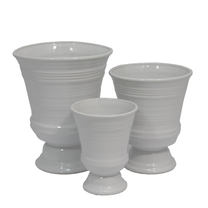 ad818c4f03d2c Import Collection Liam 3 Piece Table Vase Set | Wayfair