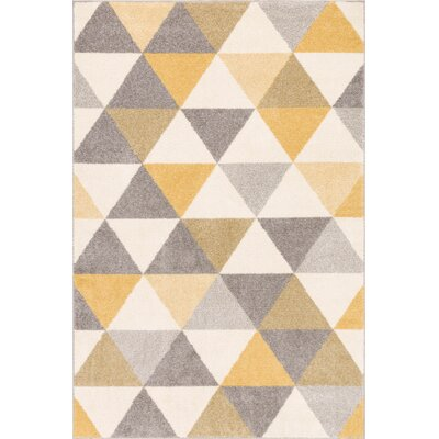 Black Amp Yellow Amp Gold Area Rugs You Ll Love In 2019 Wayfair