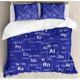 Periodic Table Bedding Wayfair