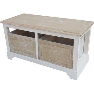 Garderobenbank mit Stauraum aus Holz von Firmans Direct