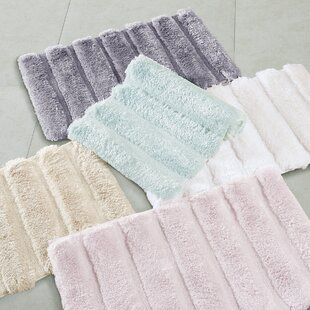 bath rugs & bath mats you'll love | wayfair Bathroom Rugs