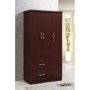 Superior One Door Armoire | Wayfair