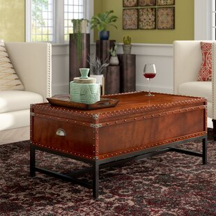 Merveilleux Mojica Coffee Table Trunk