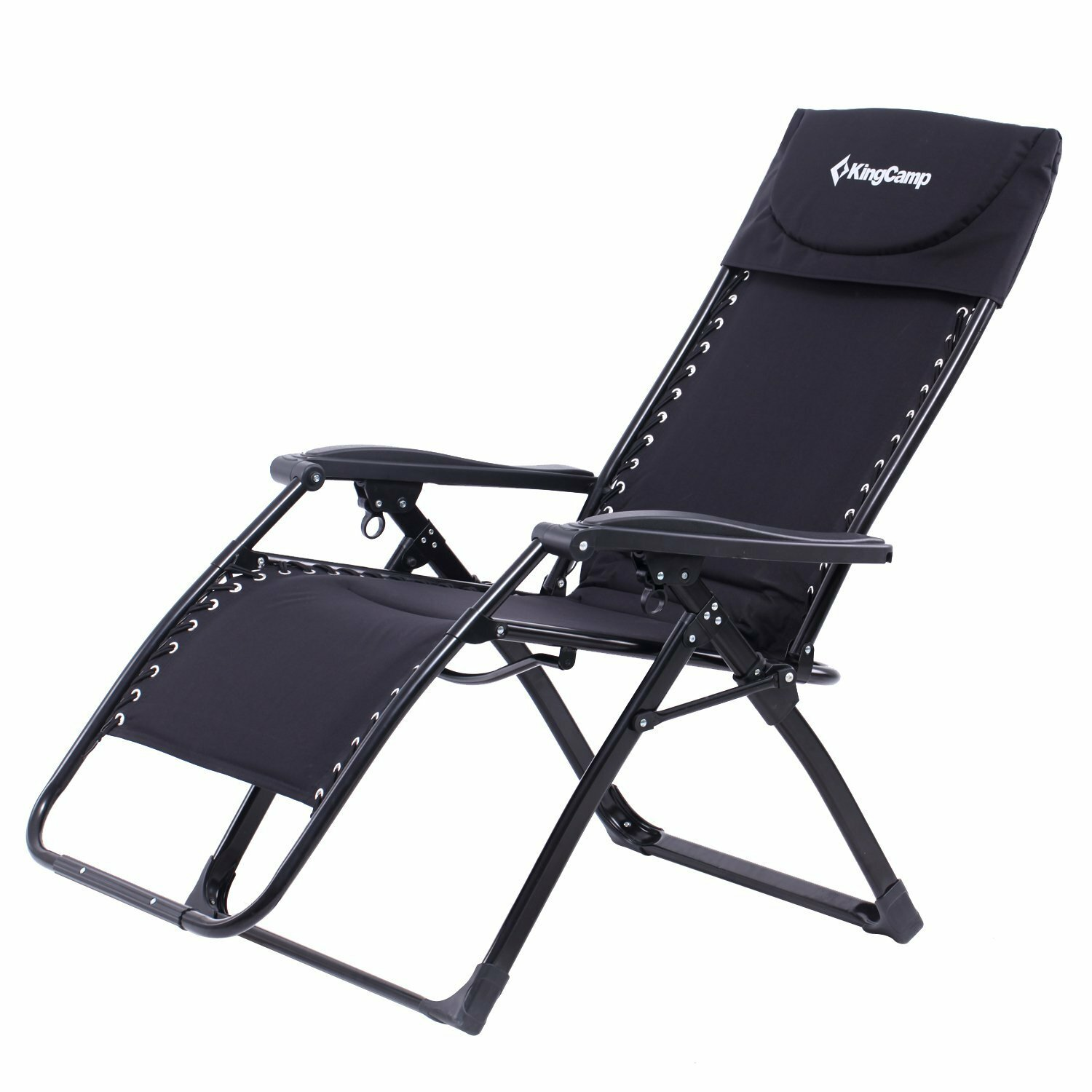 Alyssandra heavy duty reclining zero gravity chair