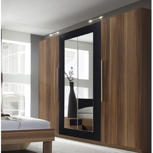 Mirrored Wardrobes You'll | Wayfair.co.uk on
