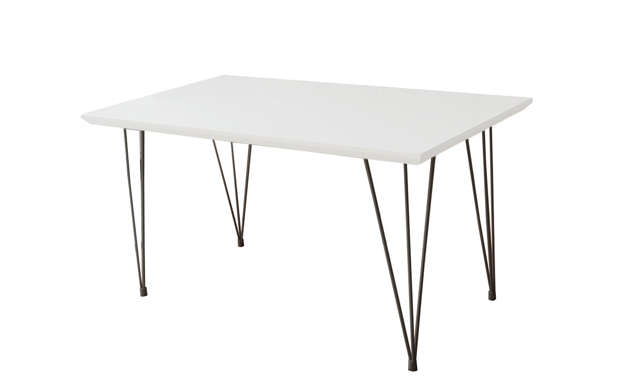 Madison Home USA Mid Century Modern Dining Table & Reviews